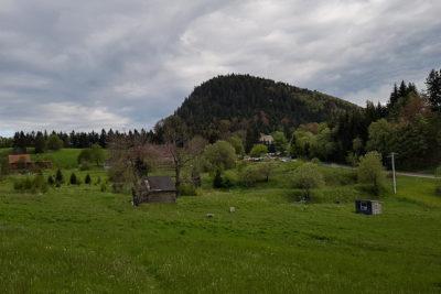 widok na Waligórę