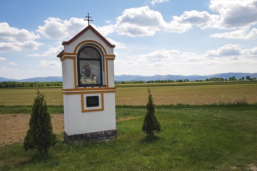 Kapliczka za Sławniowicami