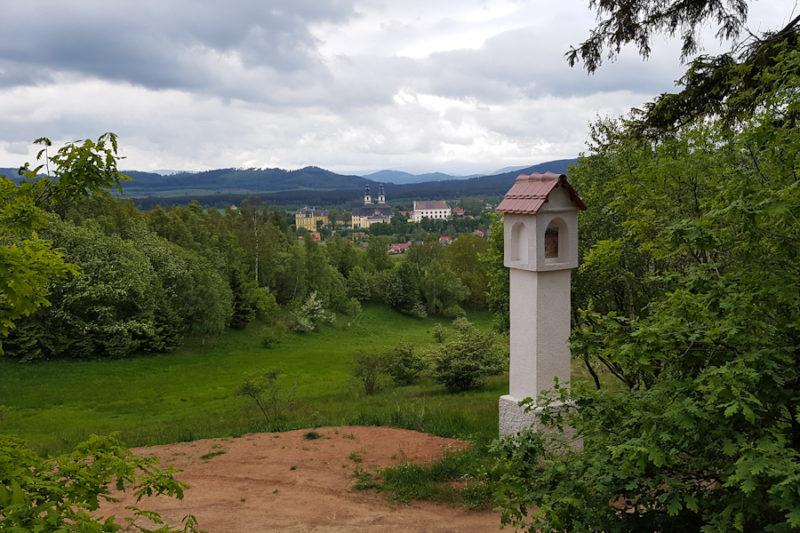 GSS dzień 13. Trasa: Sokołowsko – Krzeszów – Lubawka